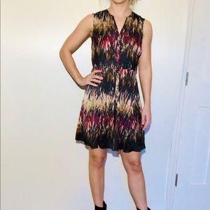 Kenneth Cole New York Sleeveless Dress Small